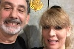 """John and Debbie Freud, aka """"The Fabulous Freuds"""" raised funds for South Florida SPCA in partnership with Dharma Yoga Studio in Coconut Grove, FL."""