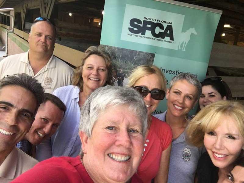 Sally-Heyman-Miami-Dade-Agricultural-Patrol-MDAS-South-Florida-SPCA-Horse-Rescue